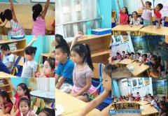 北京贝乐学科英语天通苑培训中心的快乐小课堂